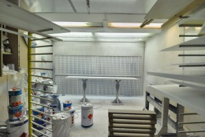 Powder Coating Chamber