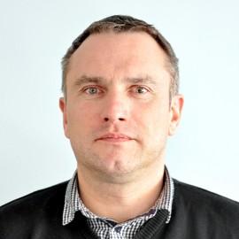 Arthur Kurkauskas<br/>Contracts Manager