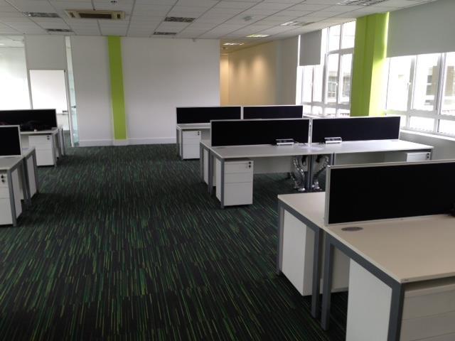 Informa It Office Refurbishment Case Study Tc Amp D Construction