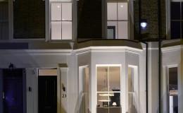Chelsea House renovation by Jo Cowen Architects