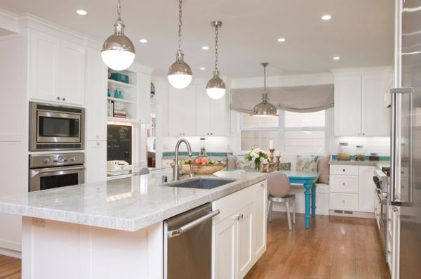 Emery 3 Light Island Ceiling Pendant | Kitchen Lighting ...