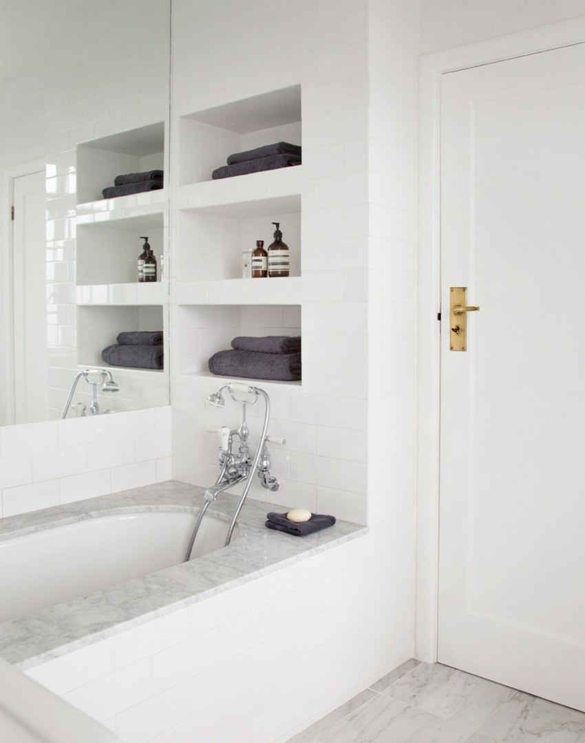 10 Tips To Making The Most Of A Small Bathroom