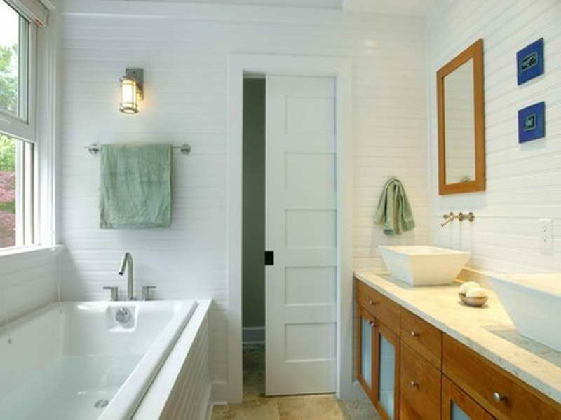 interesting 40 master bathroom pocket door decorating