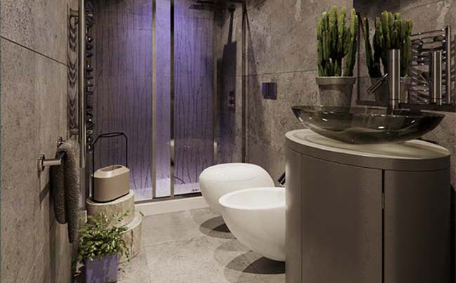 Bathroom Design Ideas And Tips: 10 Tips To Making The Most Of A Small Bathroom