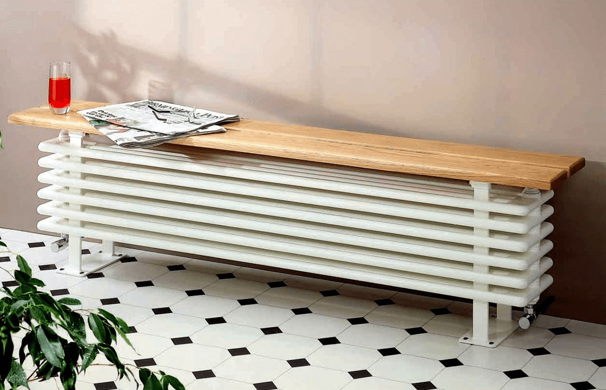 How To Disguise Or Improve Ugly Radiators