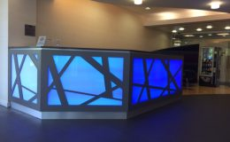 QBE Chelmsford Reception Desk