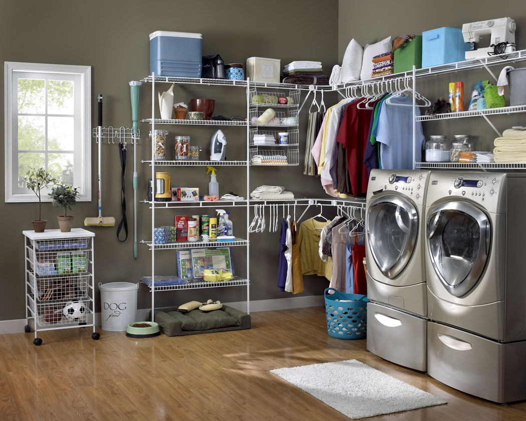 How to Create Your Perfect Utility Room