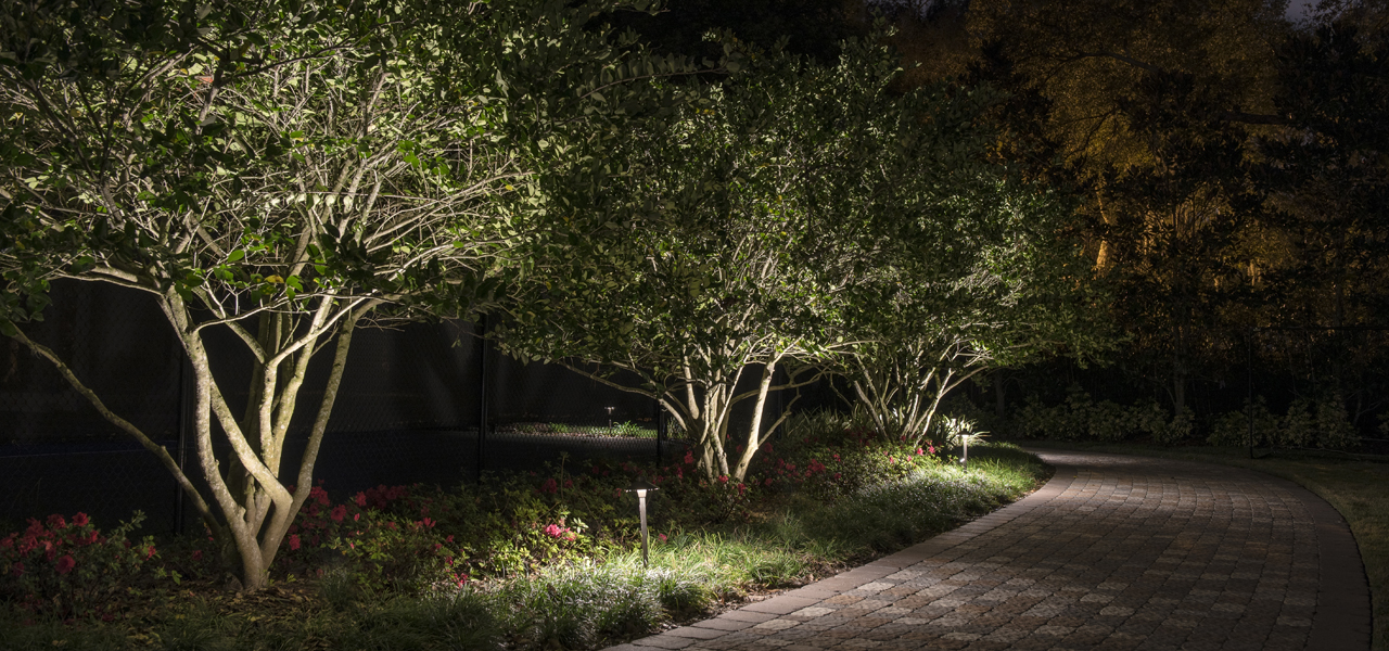 7 ways to illuminate your garden in style. Black Bedroom Furniture Sets. Home Design Ideas