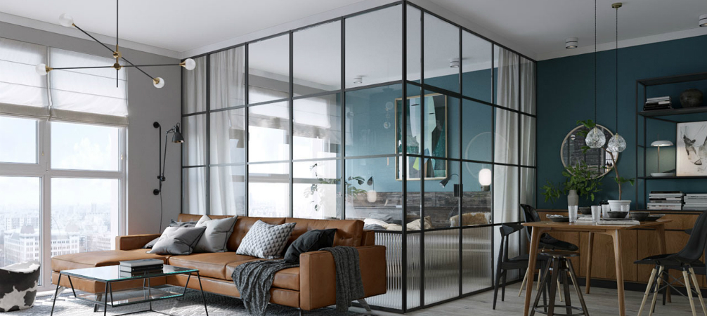6 Reasons Why Glass Partitions Are Great In The Home As Well As The Office